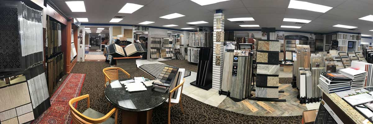 The experts on flooring trends and installation - our huge showroom will let you see thousands of flooring styles, finishes and products!