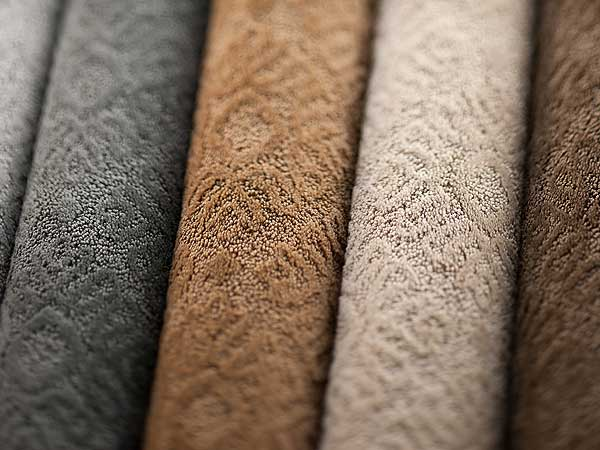 Wall to wall carpets range from our simplest super value floor coverings from h ome or commercial use all the way to custom cut and sculpted products.